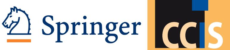 Springer CCIS